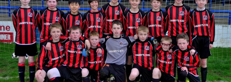 Battling U13′s Go Down In Final